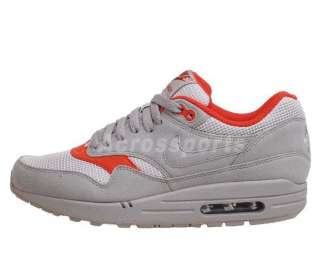 Nike Wmns Air Max 1 ND Medium Grey Orange Spice Shoes