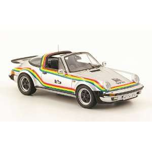 Porsche 911 Turbo Targa, B Neo Scale Models Toys & Games