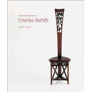 The Artistic Furniture of Charles Rohlfs (9780300139099