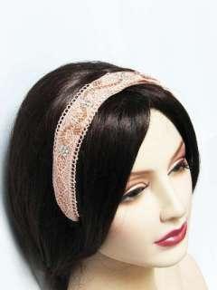 headband,Lace Bling Bling Rhinestons,1.2Hair Band,Party Choices