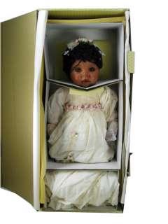Designer Guild Collection New Born Charla Porcelain 18 #291/2000 Doll