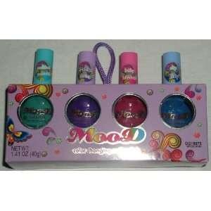 Almar Mood Color Changing Nail Polish 4pk Health