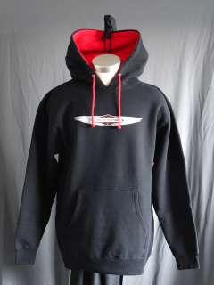 CHROME HIGHWAYS Limited HOODED SWEATSHIRT hoodie Sz. M XL motorcycle