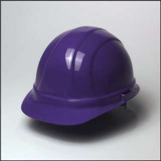 Safety Helmet High Visibility Hard Hat Purple