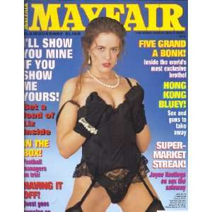 : MAYFAIR VOLUME 30, NUMBER 4: MAYFAIR MAGAZINE. PAUL RAYMOND: Books