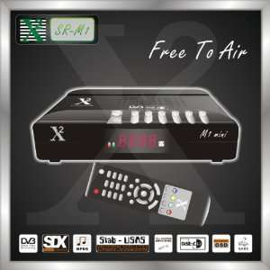 X2 fta Dvb s Mini Digital Satellite Receiver: Electronics