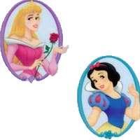Disney PRINCESS Window ART Stickers CLINGS Cinderella