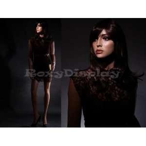 Fiberglass Mannequin, Tan Skin Beautiful Makeup Arts, Crafts & Sewing