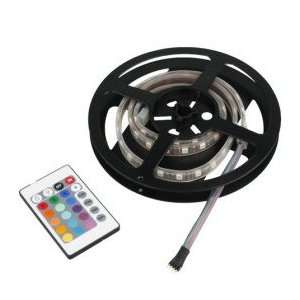 12W Multi Color LED Light Stripe with Remote Control