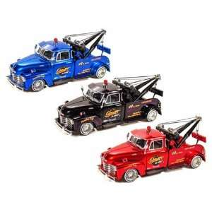 1953 Chevy Tow Truck 1/24 Lowrider Series   Set of 3 Toys