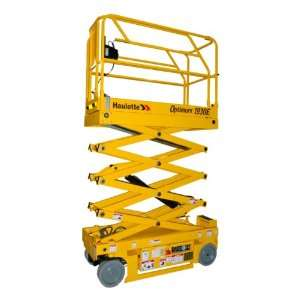 Bil Jax Haulotte Scissor Lift Home Improvement