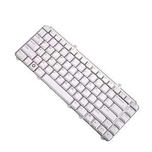 Silver US Laptop Keyboard for Dell Inspiron 1520