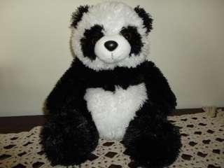 Aurora World People Pals PANDA BEAR Stuffed Plush