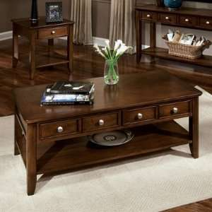 com Haileah Court Coffee Table By Standard Furniture Home & Kitchen