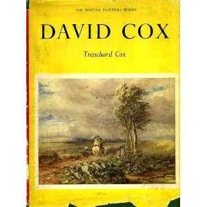 Cox (British painters series) (9781135540821) Trenchard Cox Books