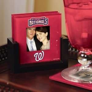 Pack of 2 Officially Licensed MLB Baseball Washington Nationals Art