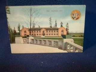 1909 Seattle Worlds Fair postcard