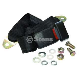 SEAT BELT BRACKET with 2 seat Belts Golf Cart UNIVERAL