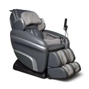 OS 6000 ZERO GRAVITY Deluxe Massage Chair   Charcoal Electronics