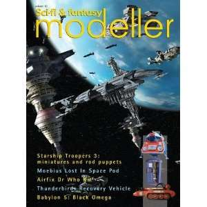 Sci fi and Fantasy Modeller v. 10 (9780955878114) Mike