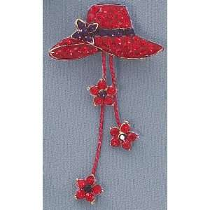 Red Hat Pin Home & Kitchen