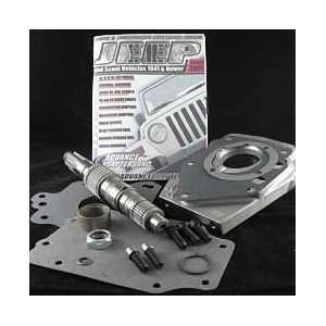 3spd Transmission To Dana 18 & 20, 6 Spline Transfer Case Automotive