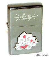 WHOLESALE LOT 8 NEW SAILOR JERRY LIGHTERS sailer tattoo design art