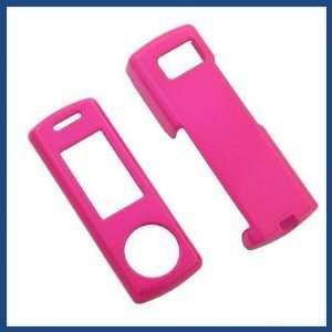 New Samsung U470 Juke Hot Pink Phone Protective Case Highest Quality