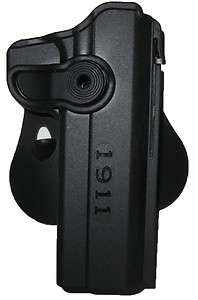 SIS PRO CUSTOM CDP ULTRA SUPER CARRY II ROTO PADDLE HOLSTER ITAC 1911