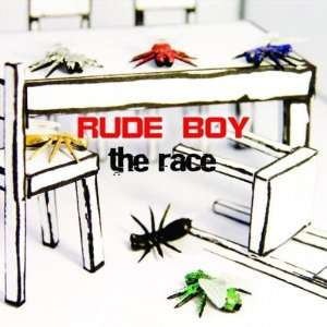 THE RACE Rude Boy CD promo The Race Music