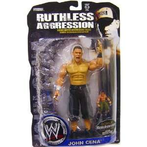 WWE Wrestling Ruthless Aggression Action Figure John Cena