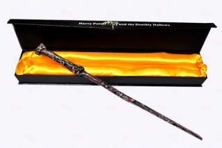 NEW Harry Potter Hogwarts Magic Wand Deluxe Cosplay HOT