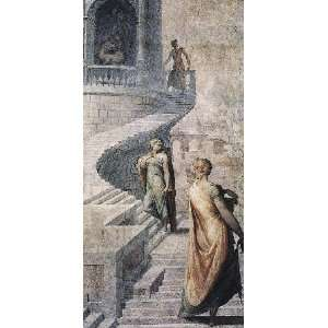 name Bathsheba Goes to King David, by Salviati