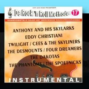 De Rock n Roll Methode Vol. 17 (Instr. Guitar) Various
