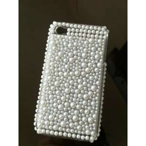 Rhinestone Bling Case for iPhone 4G 4S Cell Phones & Accessories