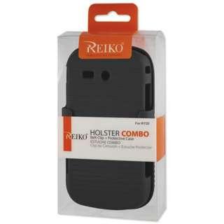 R720 Black Shell Holster Belt Clip Case + Stand 885249251648