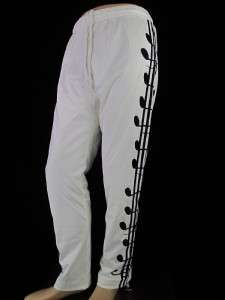 Adidas Jeremy Scott ObyO Music Notes Track Suit XL Jacket AND Pants