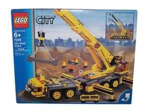 Lego City Construction XXL Mobile Crane 7249
