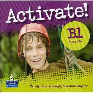 Activate B1 Class CD 1 2 (9781405851008) Barraclough