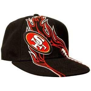 NFL San Francisco 49ers REDZONE Flat Bill Cap