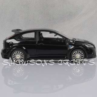 DIECAST 1/32 SOUND & LIGHT PULL BACK FORD FOCUS RS MODEL CAR REPLICA