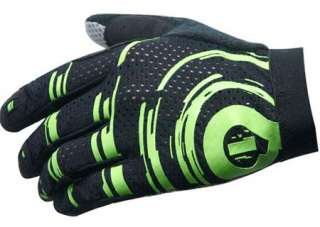 SixSixOne 661 Mountain Bike Cycling Raji Gloves Lime