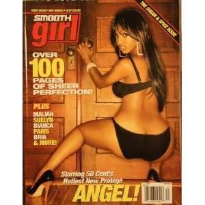 Smooth Girl Magazine 9 Angel: Smooth Girl Magazine: Books