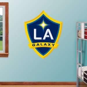 MLS Los Angeles Galaxy Logo Vinyl Wall Graphic Decal