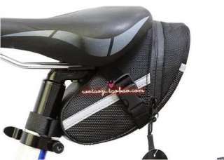 2012 Cycling Bicycle Bike Saddle Outdoor Pouch Seat Bag Waterproof