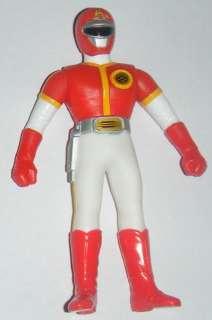 Power Rangers Dynaman Vinyl Japan SENTAI Figure