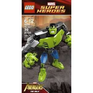 LEGO Super Heroes The Hulk 4530 Toys & Games