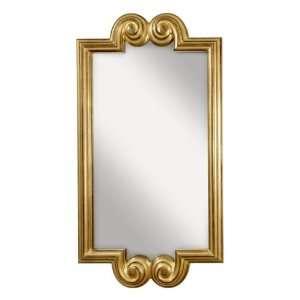 Feiss MR1121PAG Pale Antique Gold Mirror Melanie
