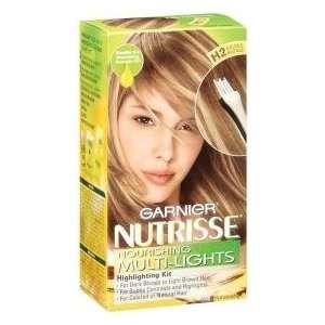 Garnier Nutrisse Multi Lights Highlighting #H2 Golden