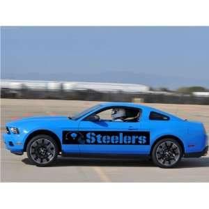 Pittsburgh Steelers car Vinyl Graphics 26